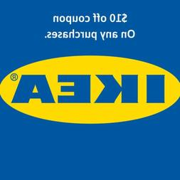 IKEA $10 Off  INSTANT DELIVERY-1COUPON ON ANY ITEMS INSTORE