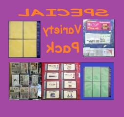 20 COUPON SLEEVES ORGANIZER PAGES SET! Best Set for getting