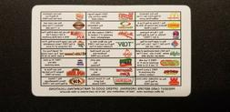 McDonalds Coupons, Discount food. Good for 2020 2021 & 2022,