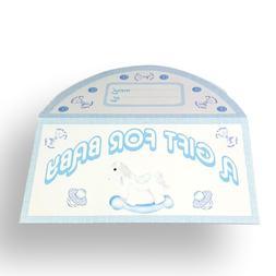 BW04 Baby Gift/Voucher/Money - Envelope/Wallet/Pocket - Birt