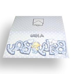 BW06 Baby Gift/Voucher/Money - Envelope/Wallet/Pocket - Birt