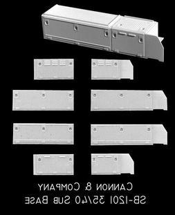 Cannon & Company HO SB-1201 EMD 35/40 Series Sub Base  MODEL