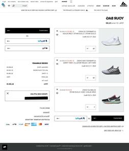 Adidas COUPON 40% OFF Online Purchase CODE - SUPER FAST eDEL