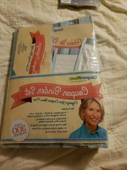 Coupon Mom! Coupon Binder Set.  Great gift idea!!