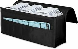 Expandable Coupon Organizer w/ Divider Cards and Pre-Printed