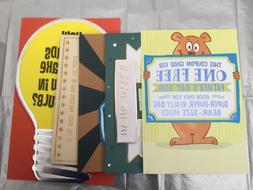 Father's Day Cards, 5 assortment, for Dad,  you choose, Gr
