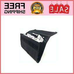 Holder Wallet Receipt Organizer Durable Grocery 24 Plastic C