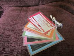 Homemade Love Coupon Booklet