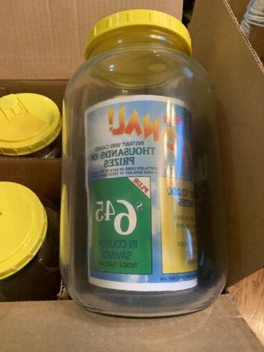 4 1 Tea Jars Original Case w/coupons