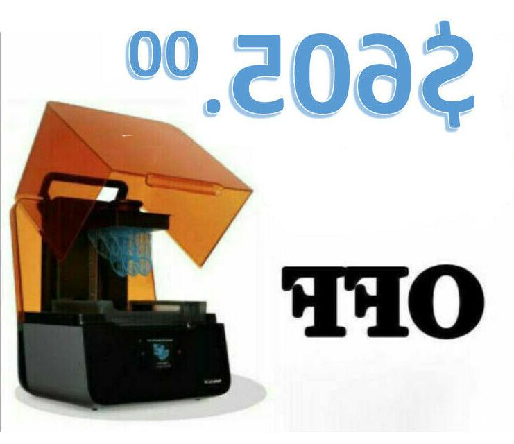 form 3 printer free coupon for 500