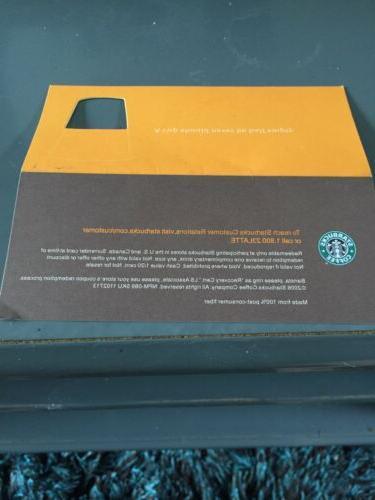 Ten Starbucks Cards Drink CouponFree