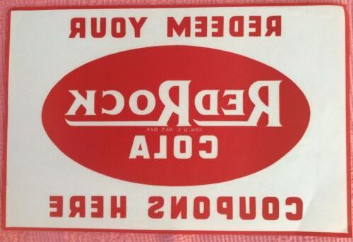 vintage wwii era advertising coupon redemption sheet