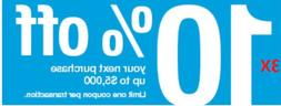 LOOK!!!! THREE  Lowes 10% percent off 3coupon IN STORE ONLY!