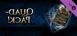 Lord of the Rings Online: Quad Pack - PC/MAC - 40% Off!!