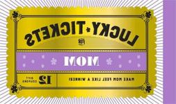 Lucky Tickets for Mom: 12 Gift Coupons