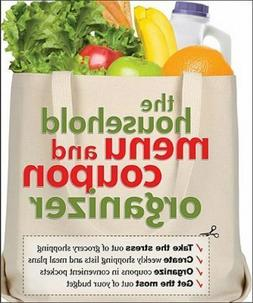 NEW - Household Menu and Coupon Organizer, The