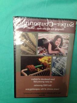NEW Jill Cataldo Super Couponing DVD 2009-2010 Sealed
