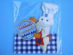 NIP 2003 Pillsbury Doughboy Poppin' Fresh Magnetic Coupon Ho
