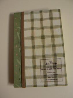 Hallmark Personal Organizer Folio Store Coupons Gift Cards R