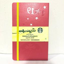 Starbucks Thailand Authentic 2019 Yearly diary PLANNER Moles