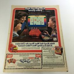 VTG Retro 1984 Kool-Aid Soft Drink Mix FREE Kool-Aid Man Vid